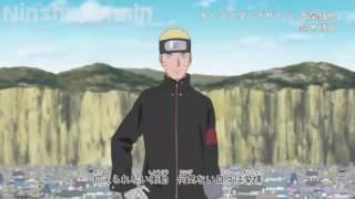 Naruto Shippuden Opening 20 「カラノココロ」