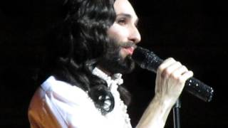 Conchita Wurst, You Are Unstoppable, Brucknerhaus Linz , 10 03 17