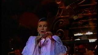 Lola Beltrán en Bellas Artes -CUANDO DOS ALMAS-, 1990..VOB