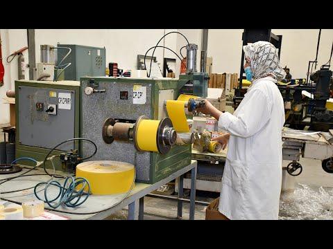 "Video : Detroit Industries lance la fabrication du polypropylene cast ""Made in Morocco"""