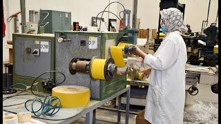 "Detroit Industries lance la fabrication du polypropylene cast ""Made in Morocco"""