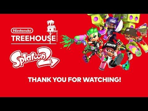 WTFF::: Live Blog: The Splatoon 2 Global Testfire on Nintendo Switch - It Begins!