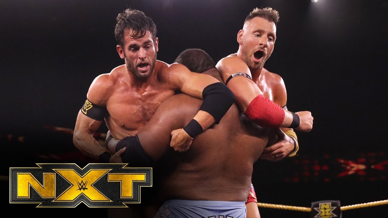 Strong vs. Lee vs. Dijakovic – NXT North American Championship Match