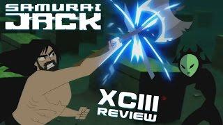 """Samurai Jack Review: S5E2 - """"XCIII"""" (Jack vs Daughters of Aku)"""