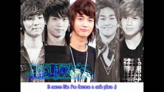 SHINee - One For Me (ENG SUB)