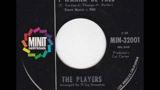 I Want To Be Free The Players 1966