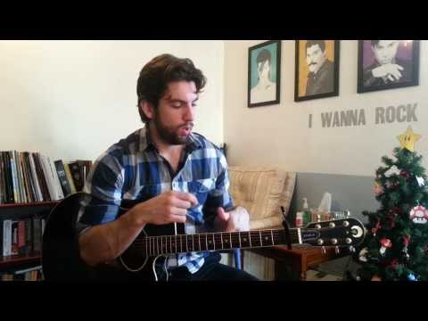 Lorde - Buzzcut Season (Guitar Chords & Lesson) by Shawn Parrotte ...