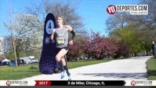 Mizael Carrera gana el 5 de Miller 2017 Chicago
