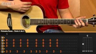 Videoaula Stop Crying Your Heart Ou (aula de violão completa)