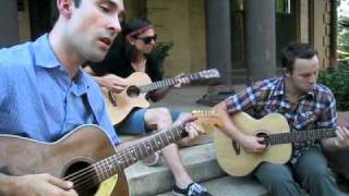 "Porch Mice ""Patient Darling"" live at the Overholser Mansion OKC 8.1.11"