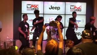 Silento - Watch me whip! Live at DC lottery studios!