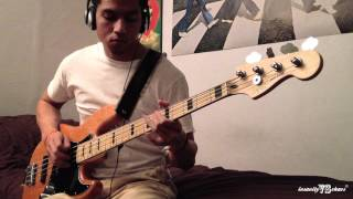 Airbourne - Runnin' Wild bass cover