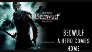 Beowulf Track 17 - A Hero Comes Home - Alan Silvestri and Idina Menzel