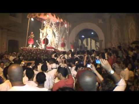 Virgen de Mercedes León NIcaragua