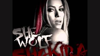 Shakira - She wolf (Chris H. Devour Remix)