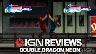 Double Dragon: Neon Review - IGN Review