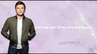 Shane Filan - Beautiful In White Lyrics
