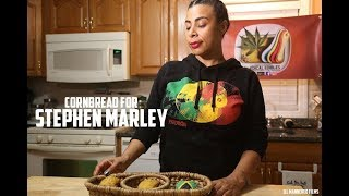 Mmmedical Edibles (Ep.5) - Infused Cornbread for Stephen Marley