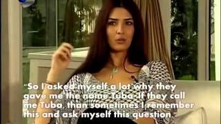 Tuba Buyukustun talks about her name