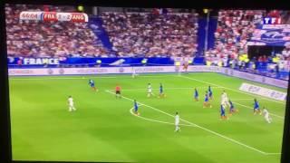 OUSMANE DEMBÉLÉ VS WALKER PACE France - England 3-2