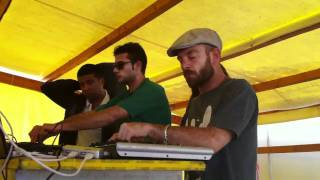 Knobs play Live at Resonance Festival