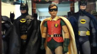 Neca 1/4 scale 66 Robin collection update