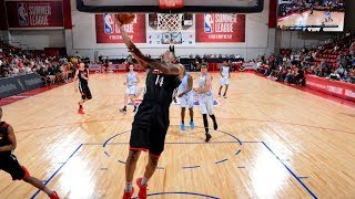 Troy Williams vs Nuggets (2017 Summer League) - 29 Pts, 8-15 FGM, 4-7 3PM, Too Good!