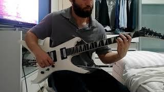 Raimundos - Papeau Nuky Doe (Guitar Cover) Gustavo Moraes