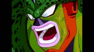 Dbz abridged cell I wanna be perfect