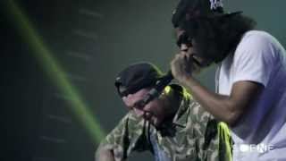 "Mac Miller feat. Ab-Soul - ""Matches"" Live at Hammerstein Ballroom, N.Y"