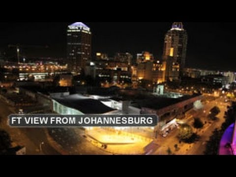 Johannesburg: rewards and tensions