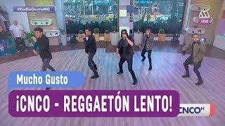 CNCO - Reggaetón Lento - Mucho Gusto 2017