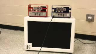 Risen Amplifiers Bedrock Clip