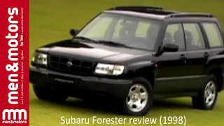 Subaru Forester Review (1998) width=