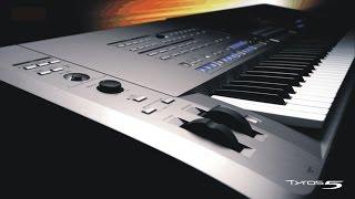 Return to Sender - Elvis Presley - Instrumental Cover Version - Tyros 5 Keyboard