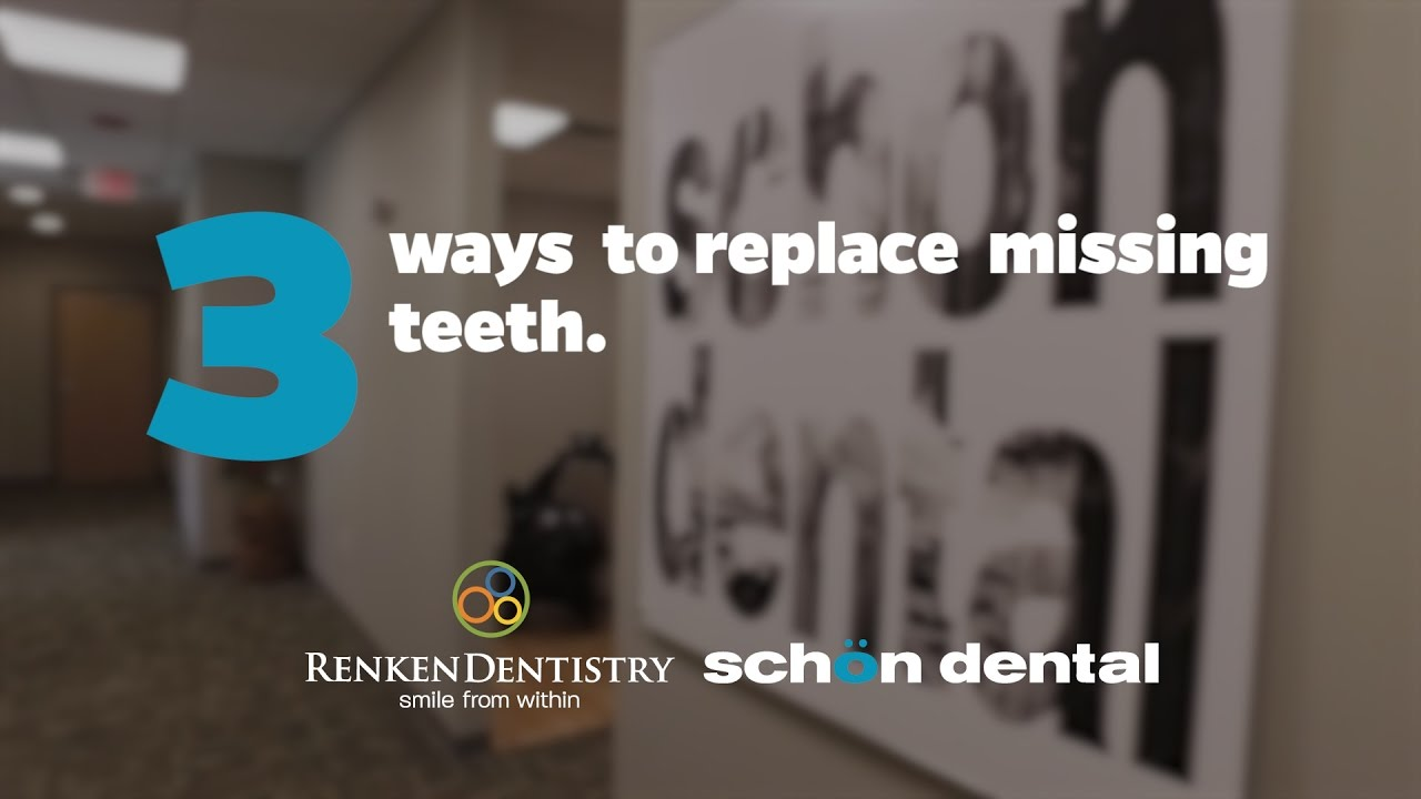 Are you missing a tooth?
