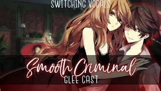 Nightcore ↬ Smooth Criminal [Switching Vocals]