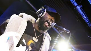 Swindle ft Ghetts - Drill Work in the 1Xtra Live Lounge