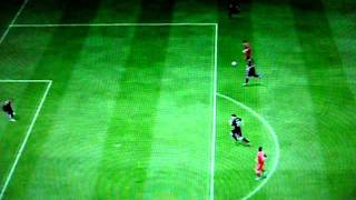 awesome online goal by gerrard fifa 12 maccatak11