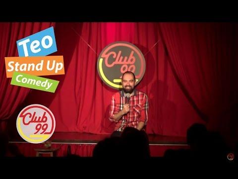 Teo - De banii mei rad doar eu | Stand-up Comedy