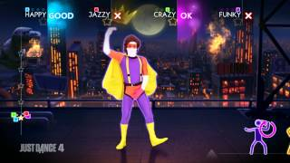 """Never Gonna Give You Up"" by Rick Astley - Just Dance 4 Track"