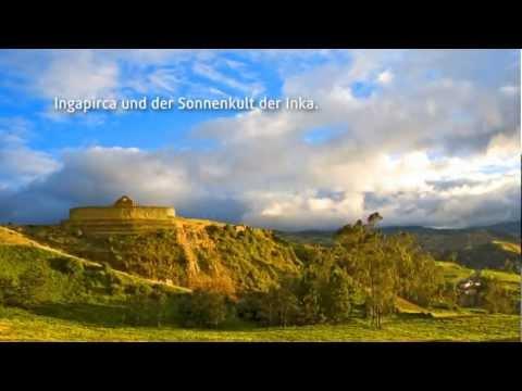 Ecuador: Reisen mit Chamäleon