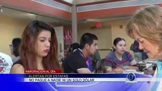 D'Latinos Noticias Edición Nacional 11pm (Abril 30 de 2015)