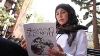 Swimming in the Desert by Lama Feher AlGhalib - LA Times Book Fair