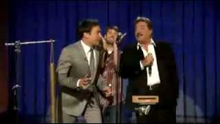 Knock Three Times- Tony Orlando with Jimmy Fallon & Will Forte