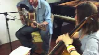 Ben Howard Cover  A Hand to Hold cover by Sabrina and Osmond Dre