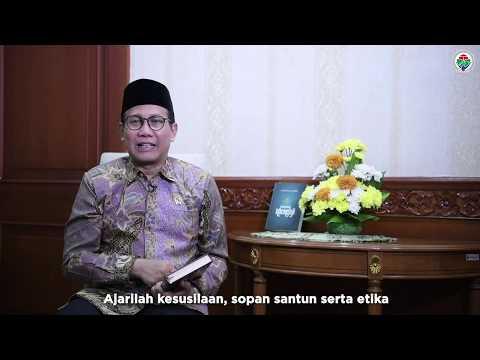 """Inspirasi Ramadan Menteri Desa: """"Pesan Kemanusiaan Kanjeng Sunan Drajat"""" (27)"""
