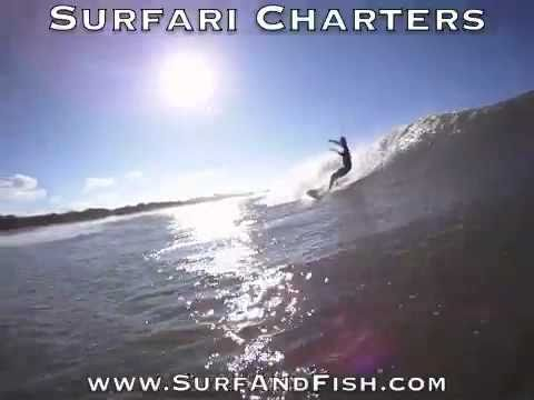 Surfari Charters March 2011