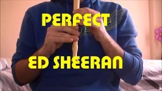 Perfect - Ed Sheeran / Flauta Dulce (NOTAS)