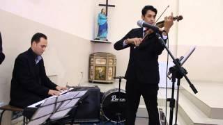 Banda de casamento - I Don't Wanna Miss A Thing (instrumental)